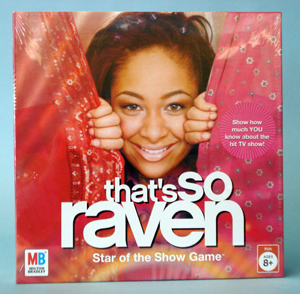That's So Raven Star of the Show Game